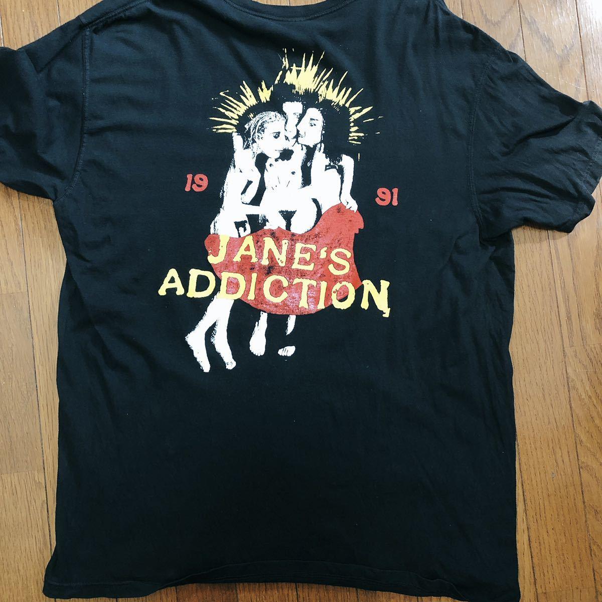 Jane's Addiction Tシャツ XL dogtown プリントTシャツ ヒステリックグラマー_画像1