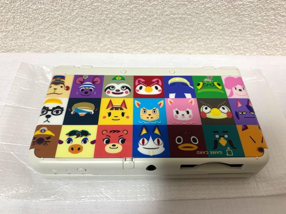 Newニンテンドー3DS  きせかえプレートパック どうぶつの森  任天堂 Nintendo 3DS