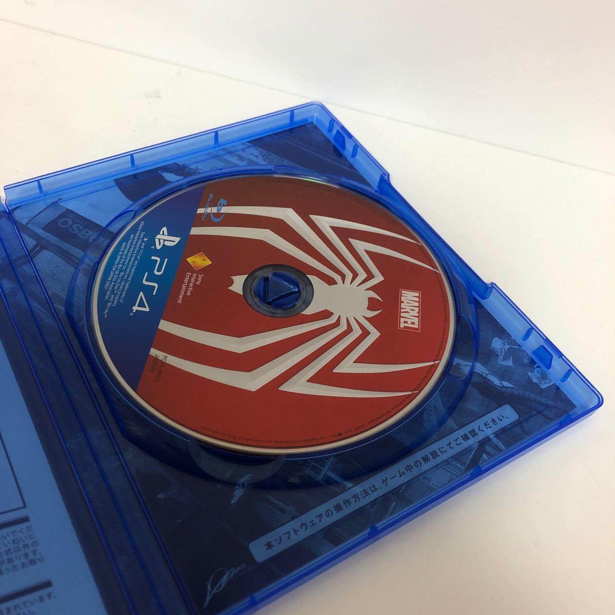 PS4 スパイダーマン プレイステーション4  PS4