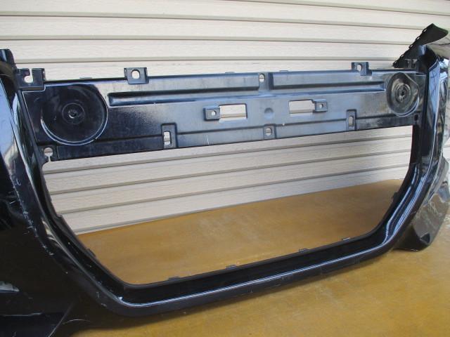 N11775 ステップワゴン スパーダ RK5 純正 フロントバンパー 71101-SZW-J000 ブラック 2103_画像5