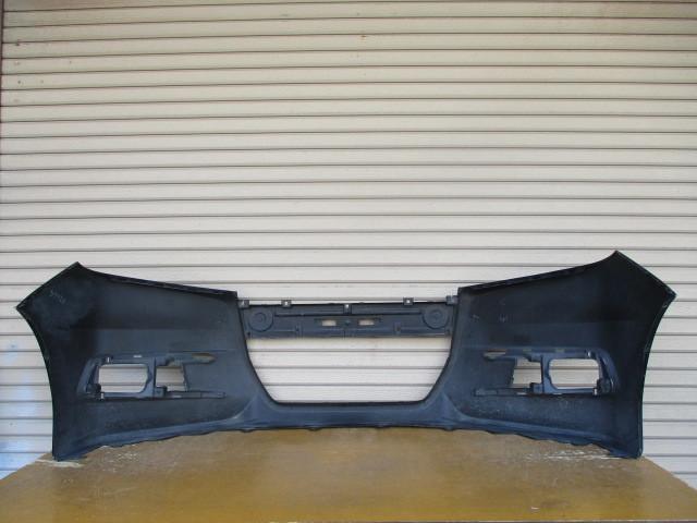 N11775 ステップワゴン スパーダ RK5 純正 フロントバンパー 71101-SZW-J000 ブラック 2103_画像10