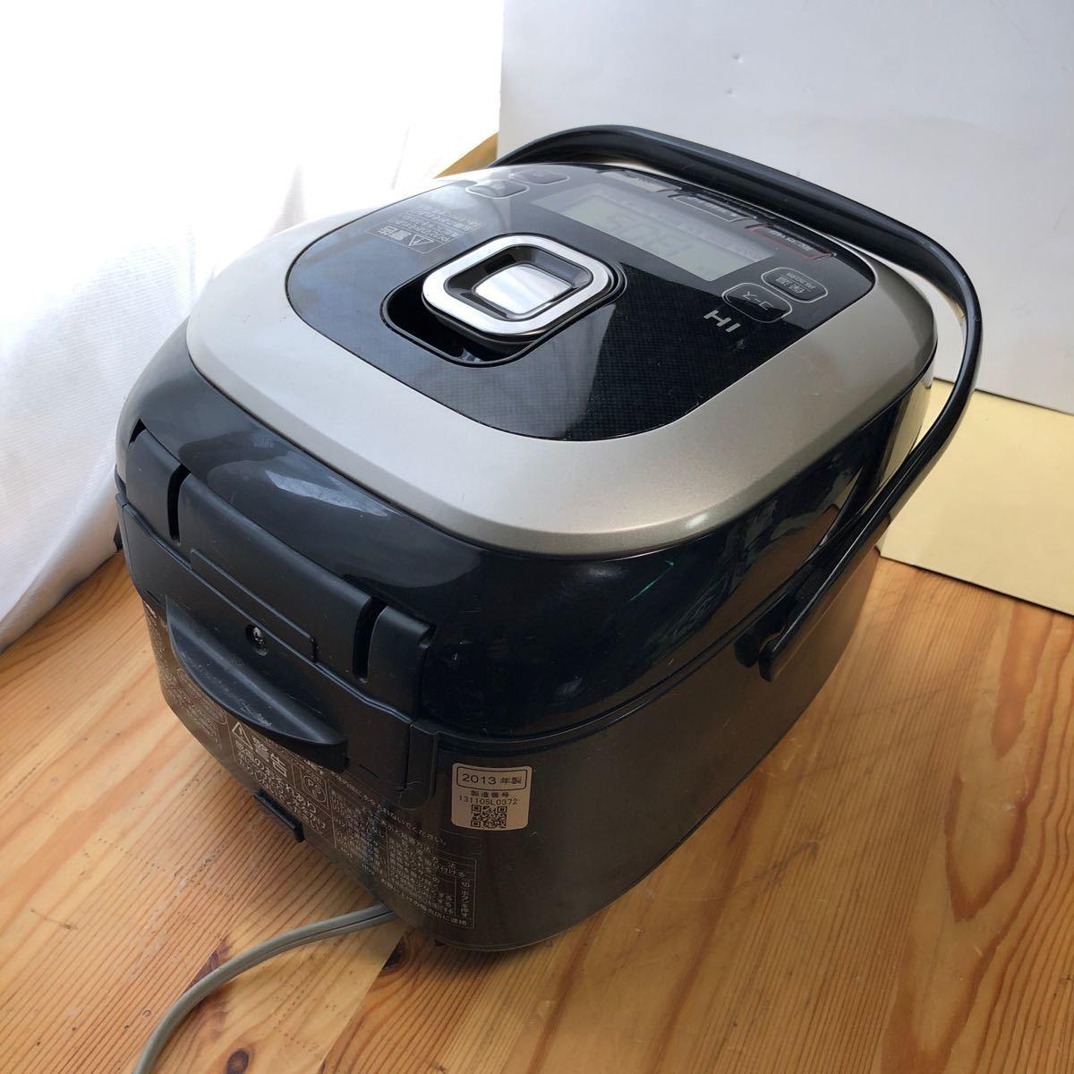 Panasonic パナソニックSR-HB103 炊飯器 炊飯器5.5合 圧力IH