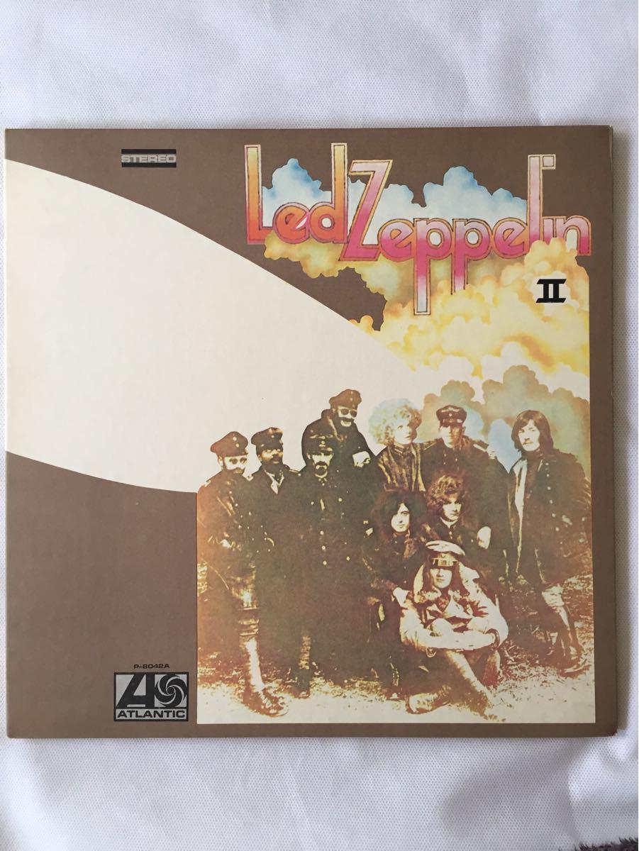 Led Zeppelin Led Zeppelin II レッド・ツェッペリン