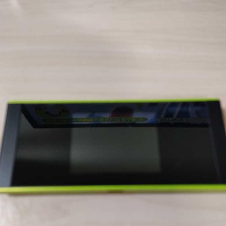 w05 美品 UQ WiMAX2+_画像1