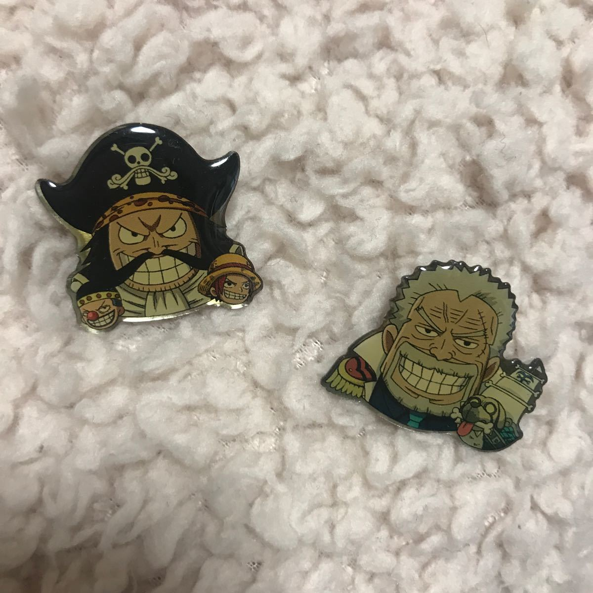 ONE PIECE ワンピース ピンズ ピンバッジ
