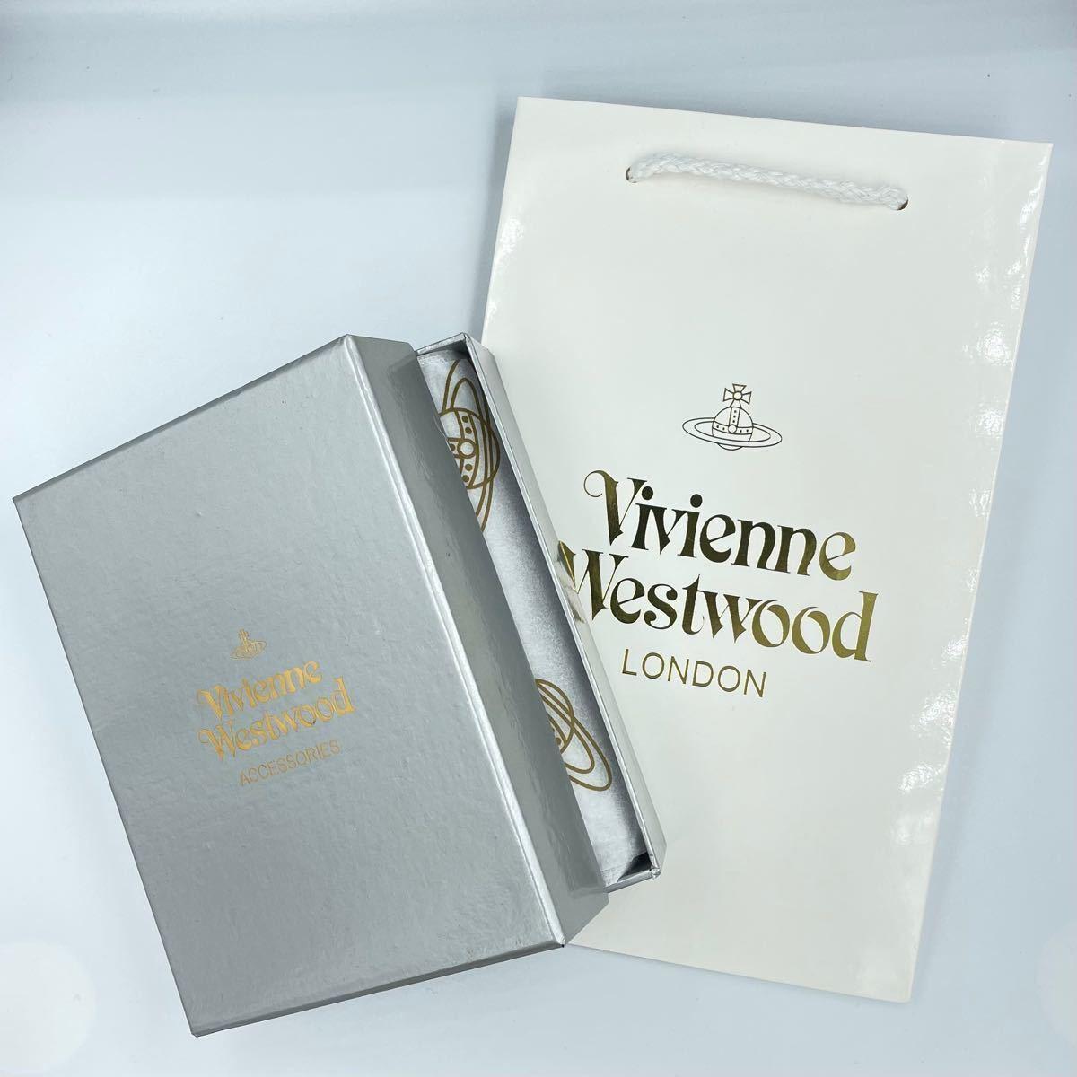 特別価格!Vivienne Westwood ヴィヴィアンウエストウッド 三つ折り 財布 【返金保証付き】