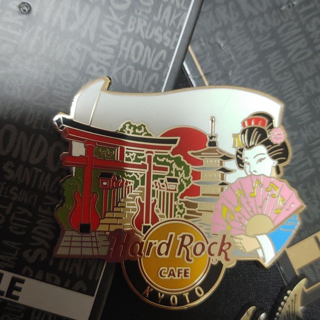★即買い歓迎★ハードロックカフェ(Hard Rock Cafe)京都ピン