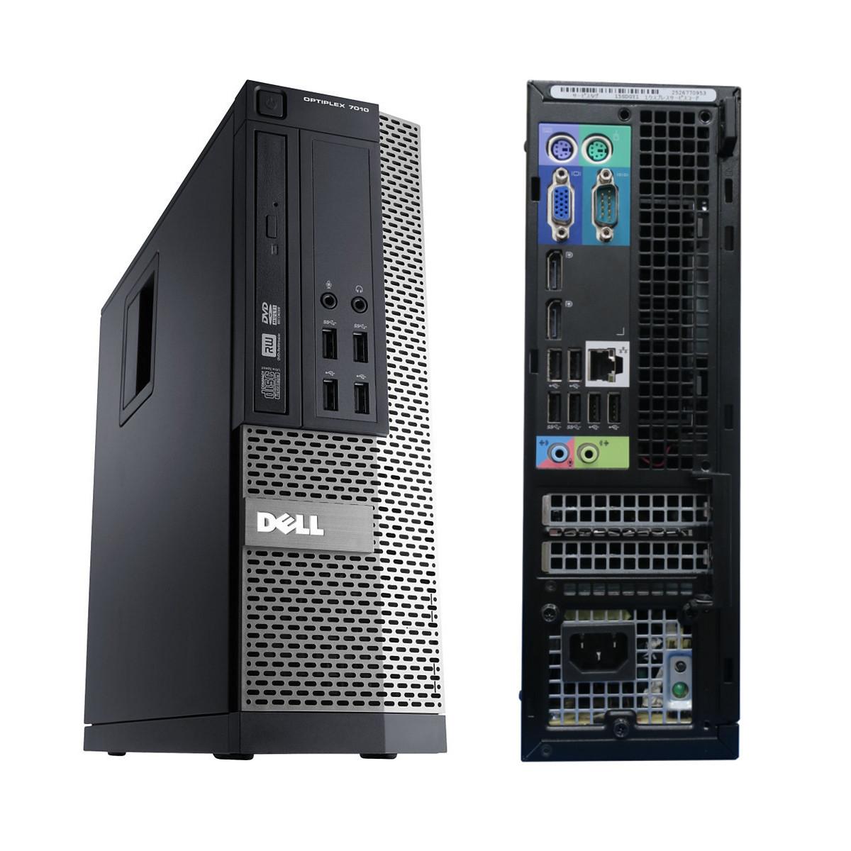 美品!【大人気DELLセット】Corei5・双刀流SSD256+HDD500・8GBメモリ・DVD・OFFICE2019・Win10・内蔵スピーカー・キーボードとマウス_画像2