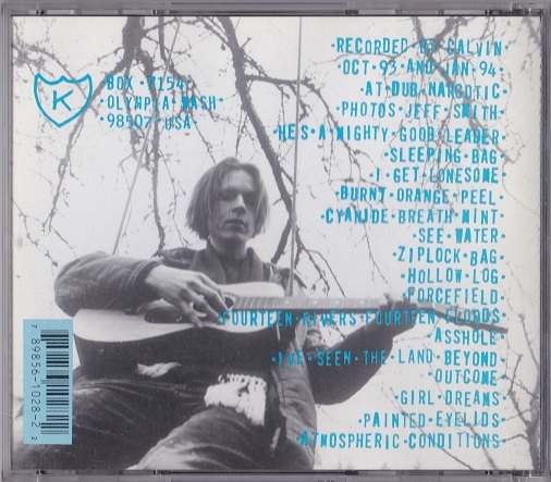 Beck / One Foot In The Grave (輸入盤CD) Calvin Johnson ベック