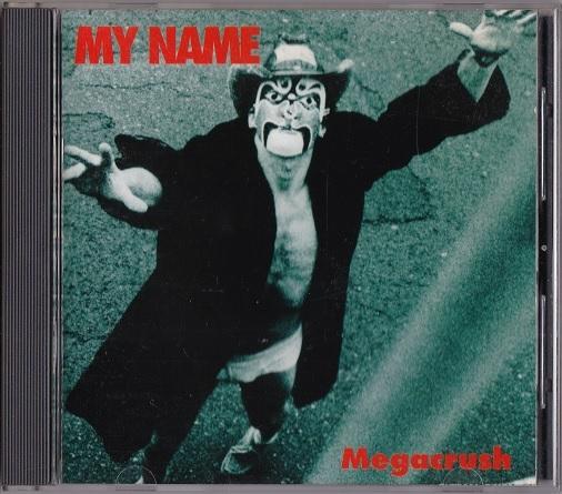 My Name / Megacrush (輸入盤CD) C/Z Records
