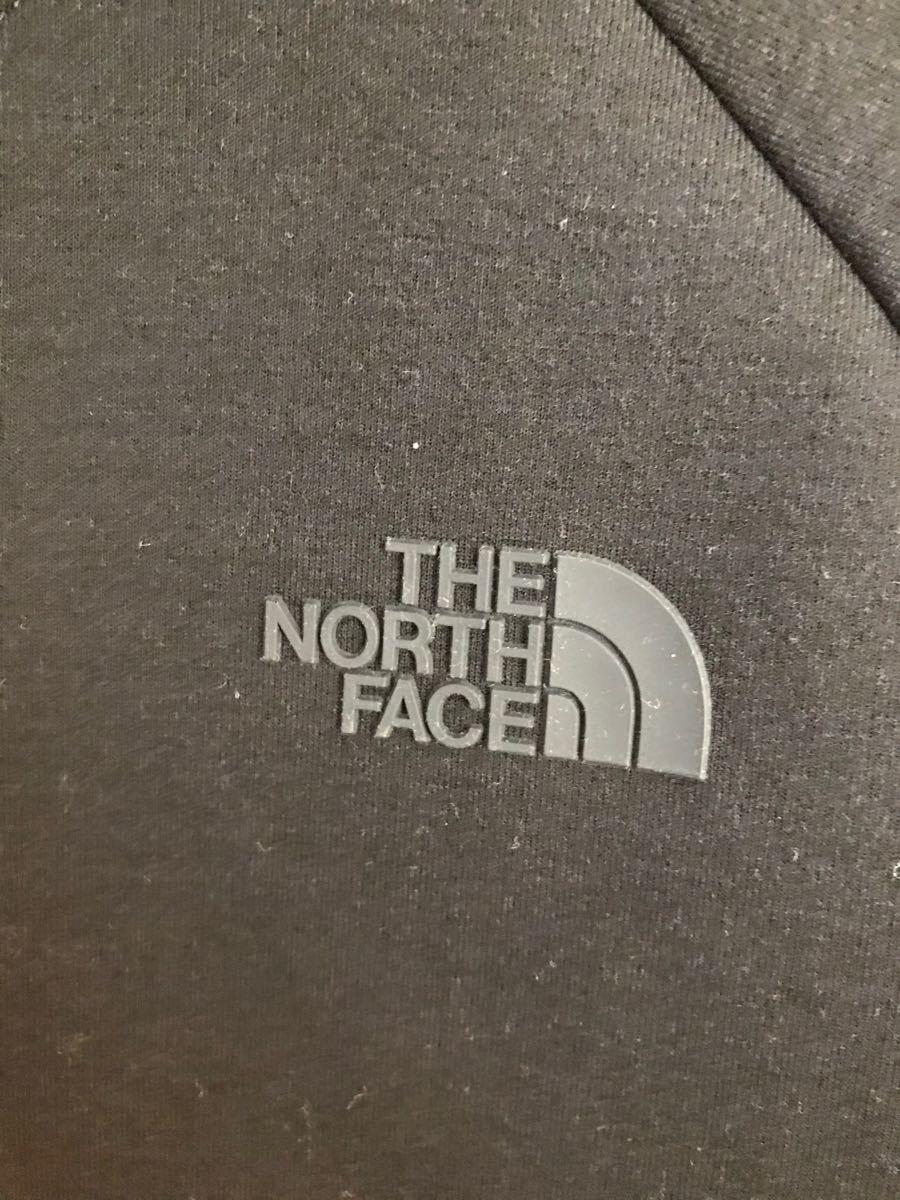 THE NORTH FACE(ザ・ノースフェイス) NT11879 テックエアースウェットフルジップフーディ パーカー ブラック