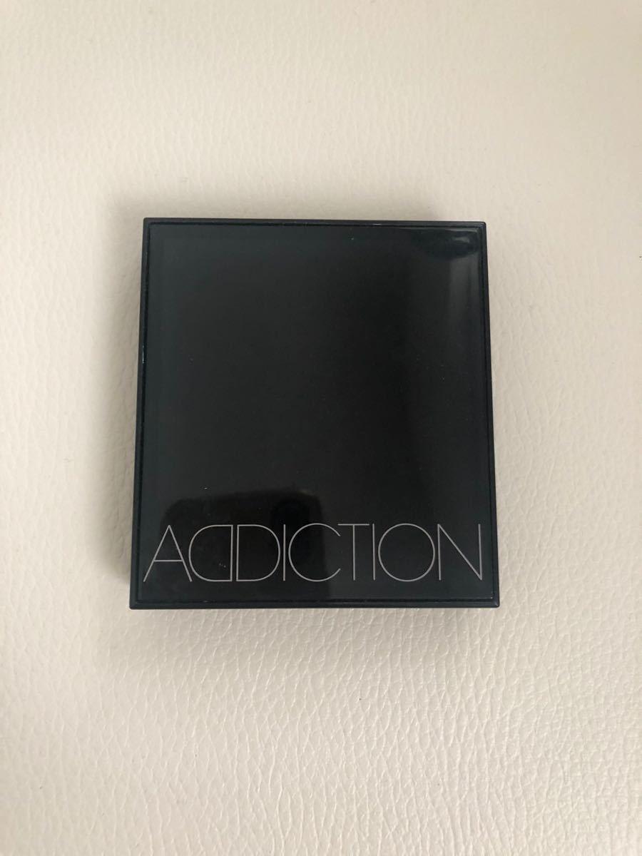 Addiction アイシャドウパレット