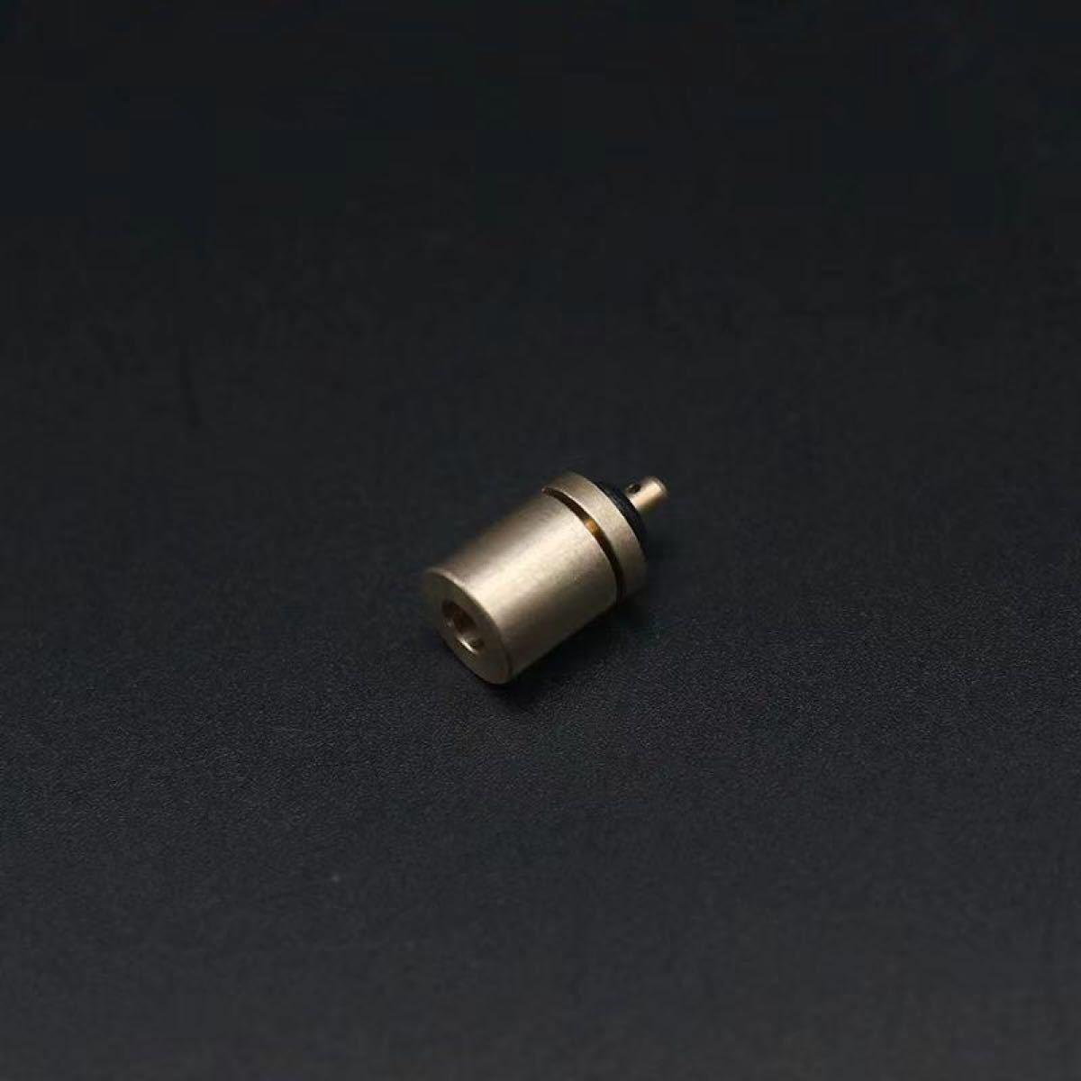 ガス詰め替えアダプター cb缶からod缶 ブタンキャニスター充填