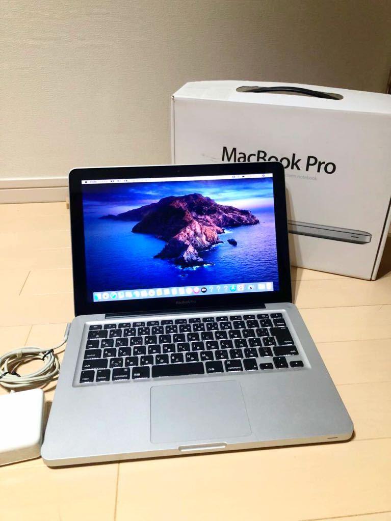 APPLE MACBOOK PRO 2011年製        Core i5 2019版 正規office365有 完動品_画像1