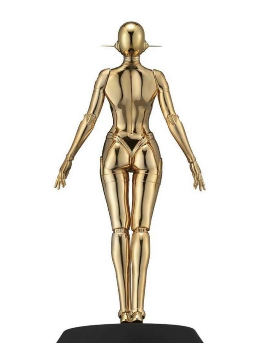 [新品・未開封] 空山基 hajime sorayama 『sexy robot floating』gold ver. PARCO限定_画像4