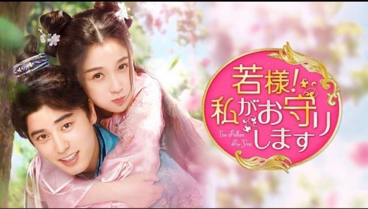 中国ドラマ 若様!私がお守りします DVD 全話 日本語字幕