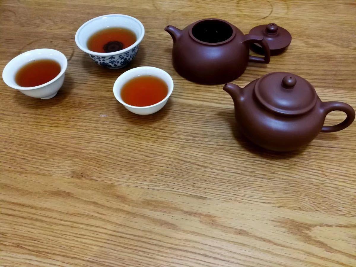 雲南省   プーアル茶  龍珠団茶 生茶 12粒 96g