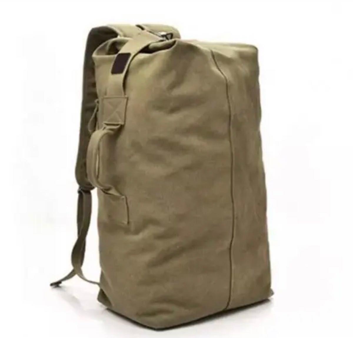 アウトドアバッグ バックパック リュックサック 薪バッグ キャンプ用品 キャンプ サイクリングバッグ