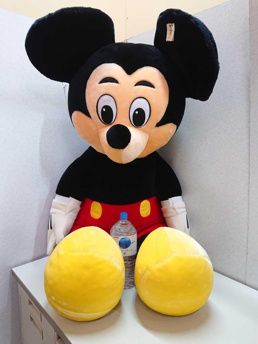 ●レトロ 当時物 激レア 70~80年代 初期 USA ディズニーワールド ミッキーマウス 特大