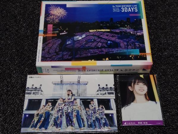6th YEAR BIRTHDAY LIVE(完全生産限定版)(Blu-ray Disc) / 乃木坂46 齋藤飛鳥_画像1