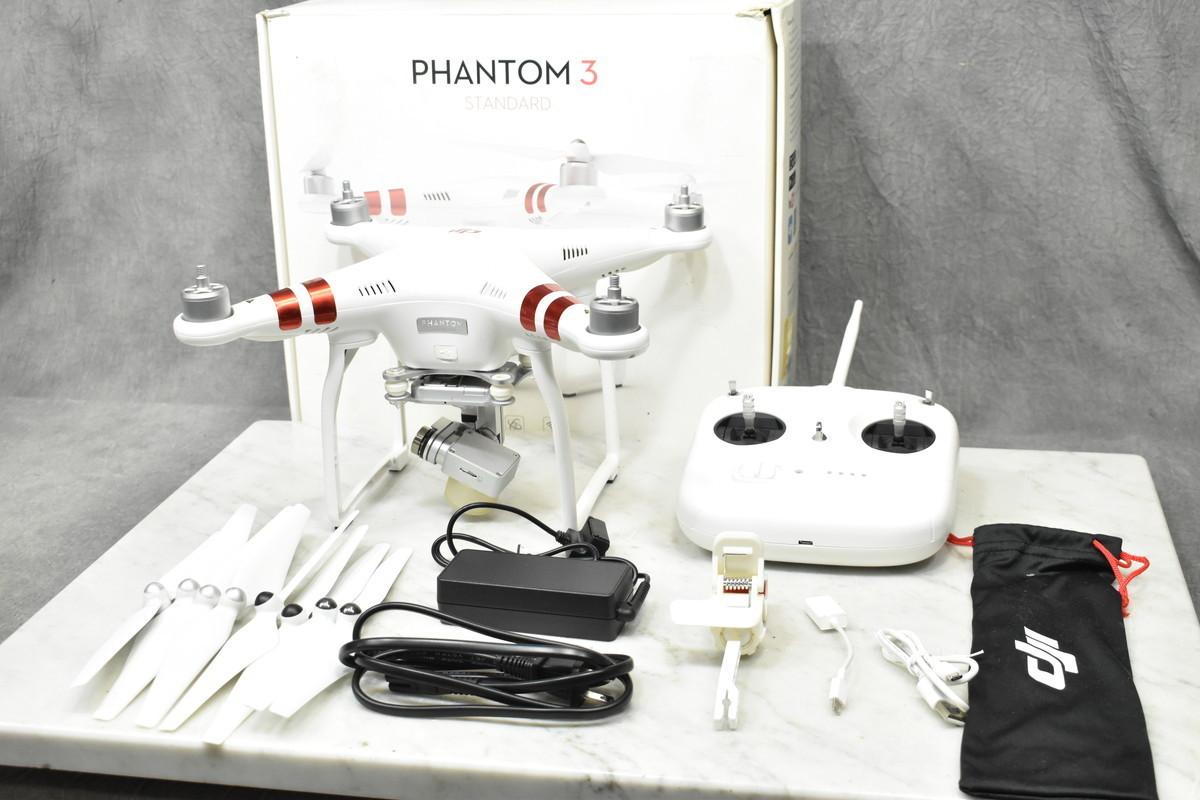 【現状品】★ DJI Phantom3 ファントム ドローン ★_画像1