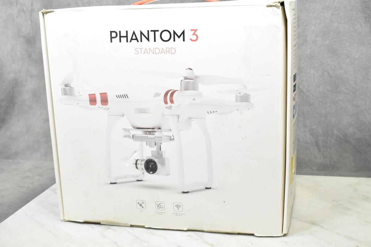【現状品】★ DJI Phantom3 ファントム ドローン ★_画像7
