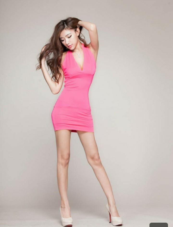 セクシー ミニスカ ワンピース ボディコン キャバ嬢 ドレス ランジェリー マイクロミニ  ピンク