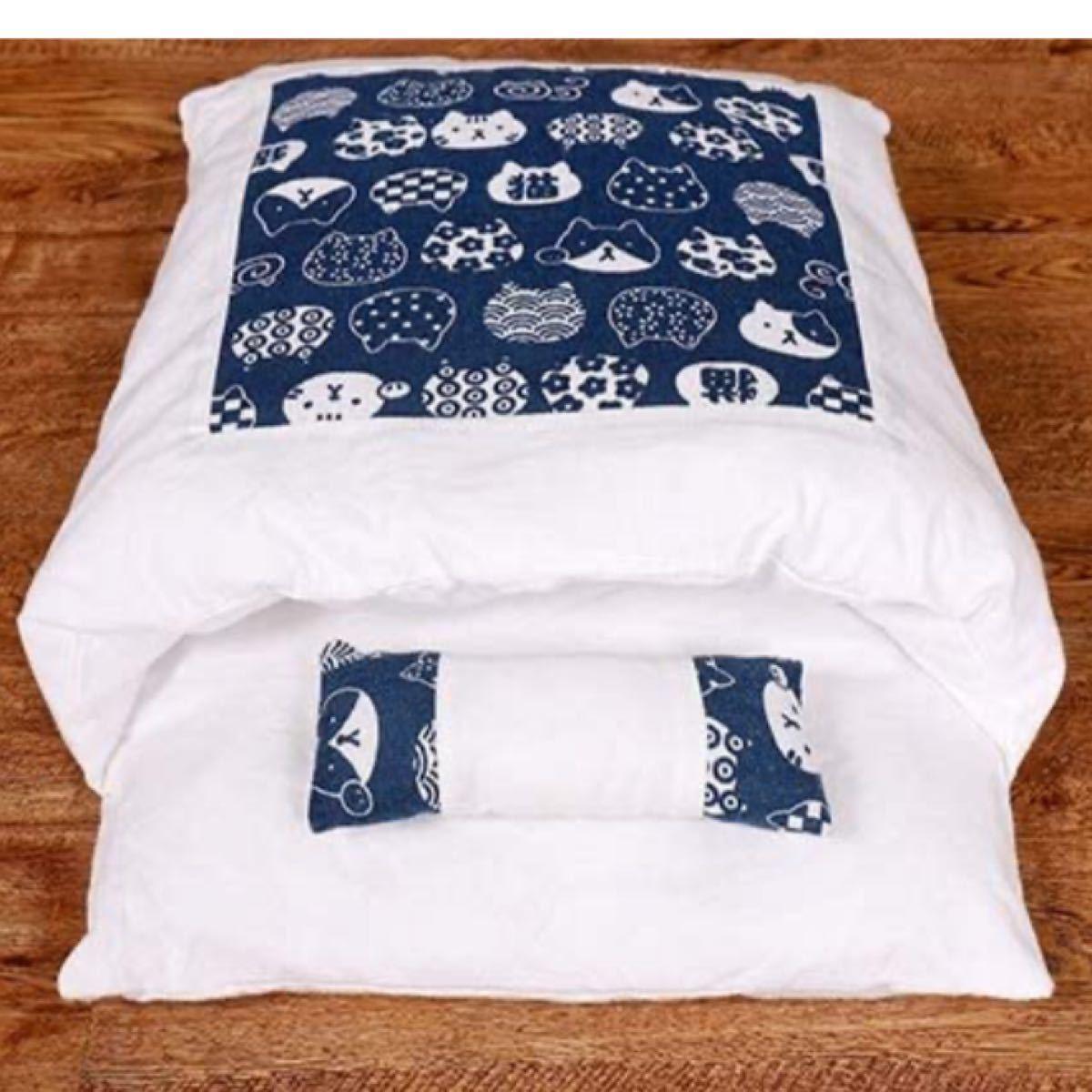 猫の布団 ふわふわ 猫ベッド
