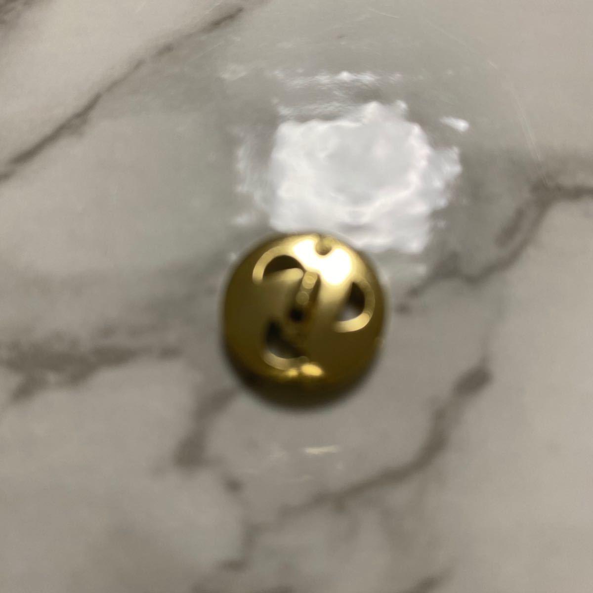 ボタン ゴールド 金 ハンドメイド 資材 カボション アクセサリー