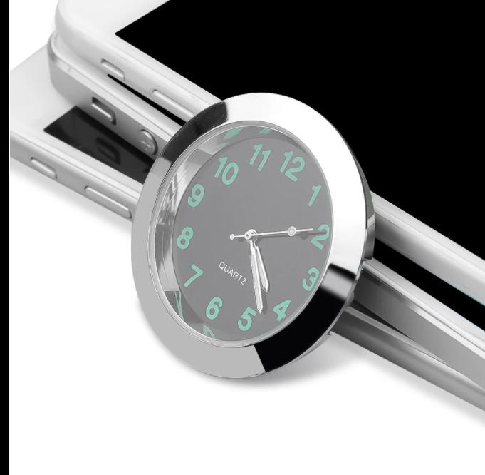 車時計 装飾チャーム 室内 装飾時計 車のアクセサリー_画像3