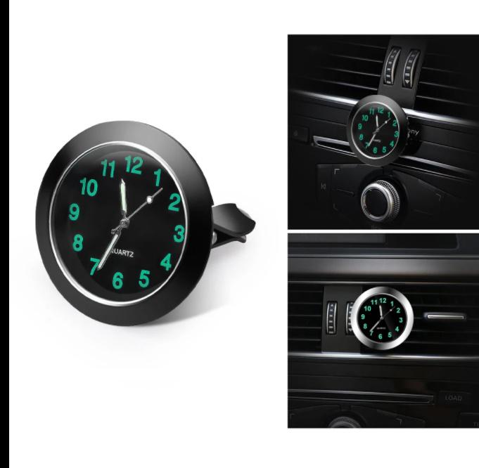車時計 装飾チャーム 室内 装飾時計 車のアクセサリー_画像1