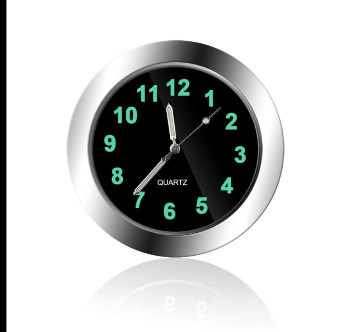 車時計 装飾チャーム 室内 装飾時計 車のアクセサリー_画像5