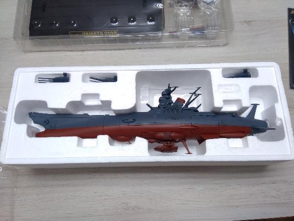 BANDAI フィギュア 超合金魂 GX-64 宇宙戦艦ヤマト2199 SPACE BATTLESHIP YAMATO 2199_画像4