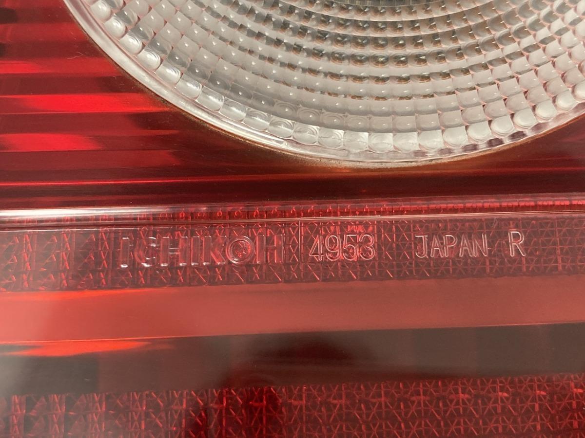 日産 マーチ K12 純正 リアコンビネーションランプ テールライト 右 中古 NISSAN_画像6