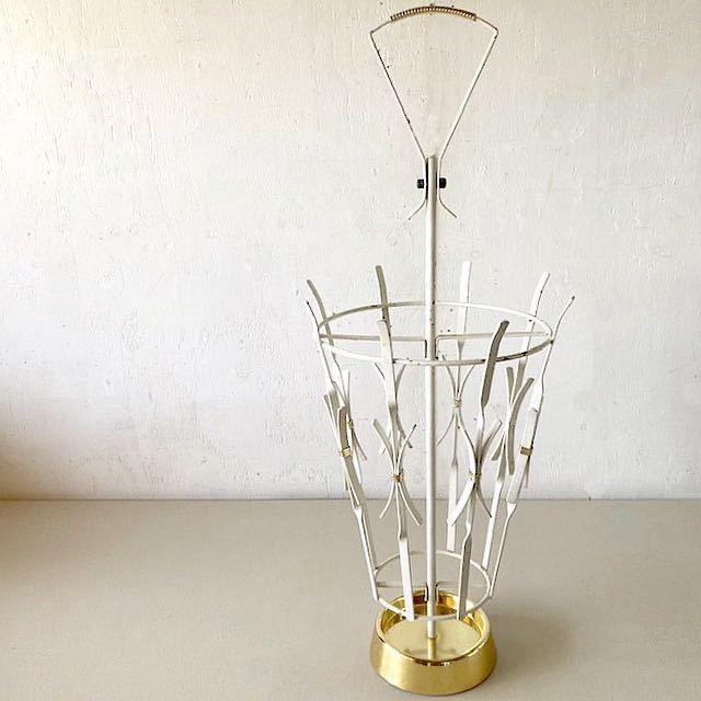ドイツ50's ヴィンテージ アンブレラスタンド 傘立て ミッドセンチュリー デザイン ディスプレイ 店舗什器 アンティーク_画像1