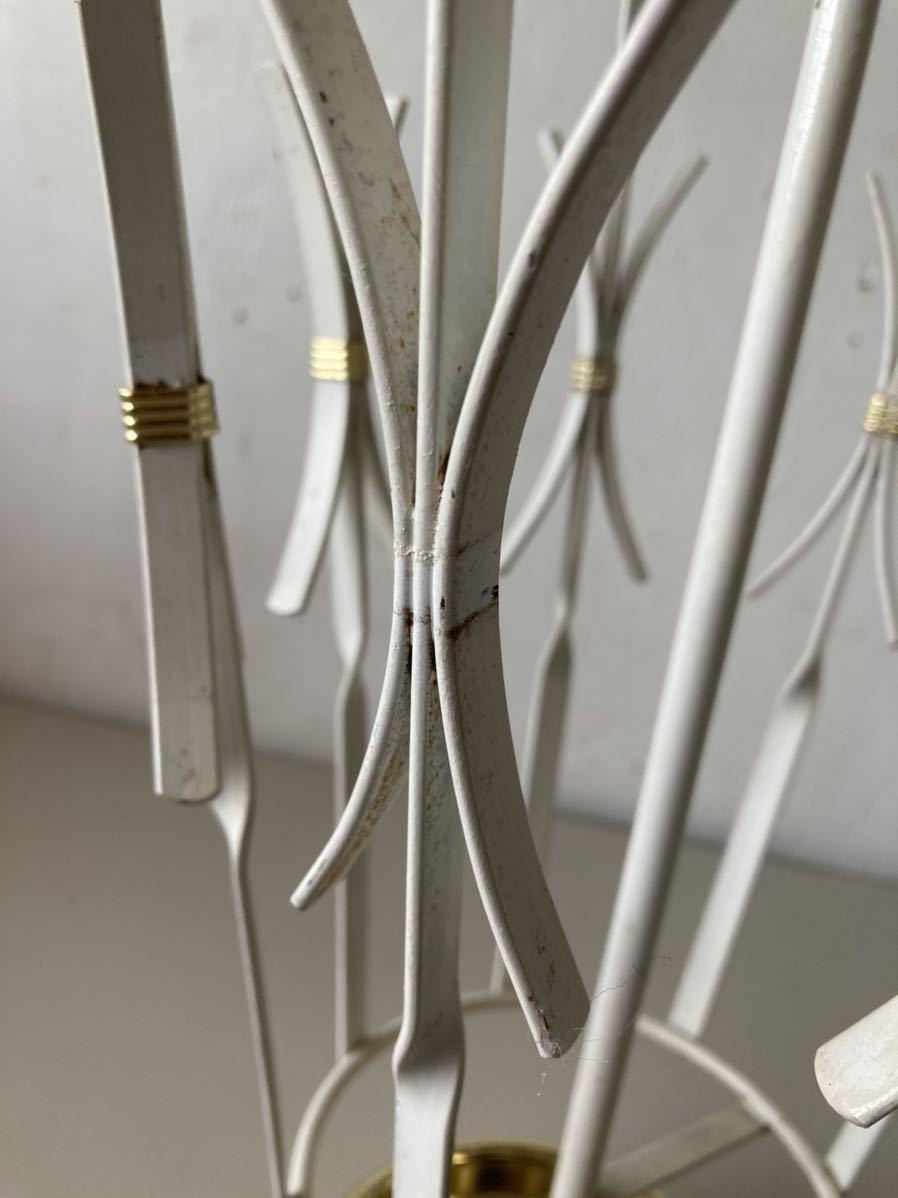 ドイツ50's ヴィンテージ アンブレラスタンド 傘立て ミッドセンチュリー デザイン ディスプレイ 店舗什器 アンティーク_画像3