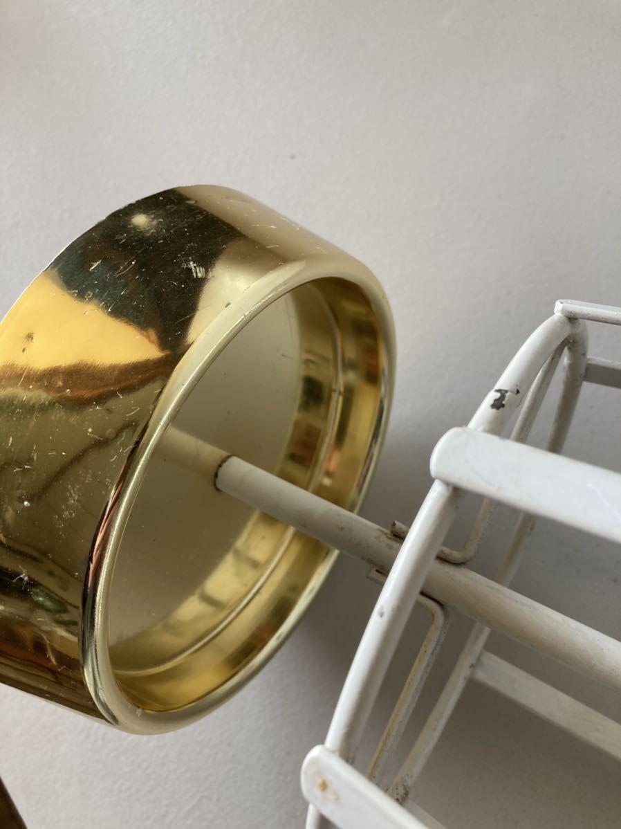 ドイツ50's ヴィンテージ アンブレラスタンド 傘立て ミッドセンチュリー デザイン ディスプレイ 店舗什器 アンティーク_画像6