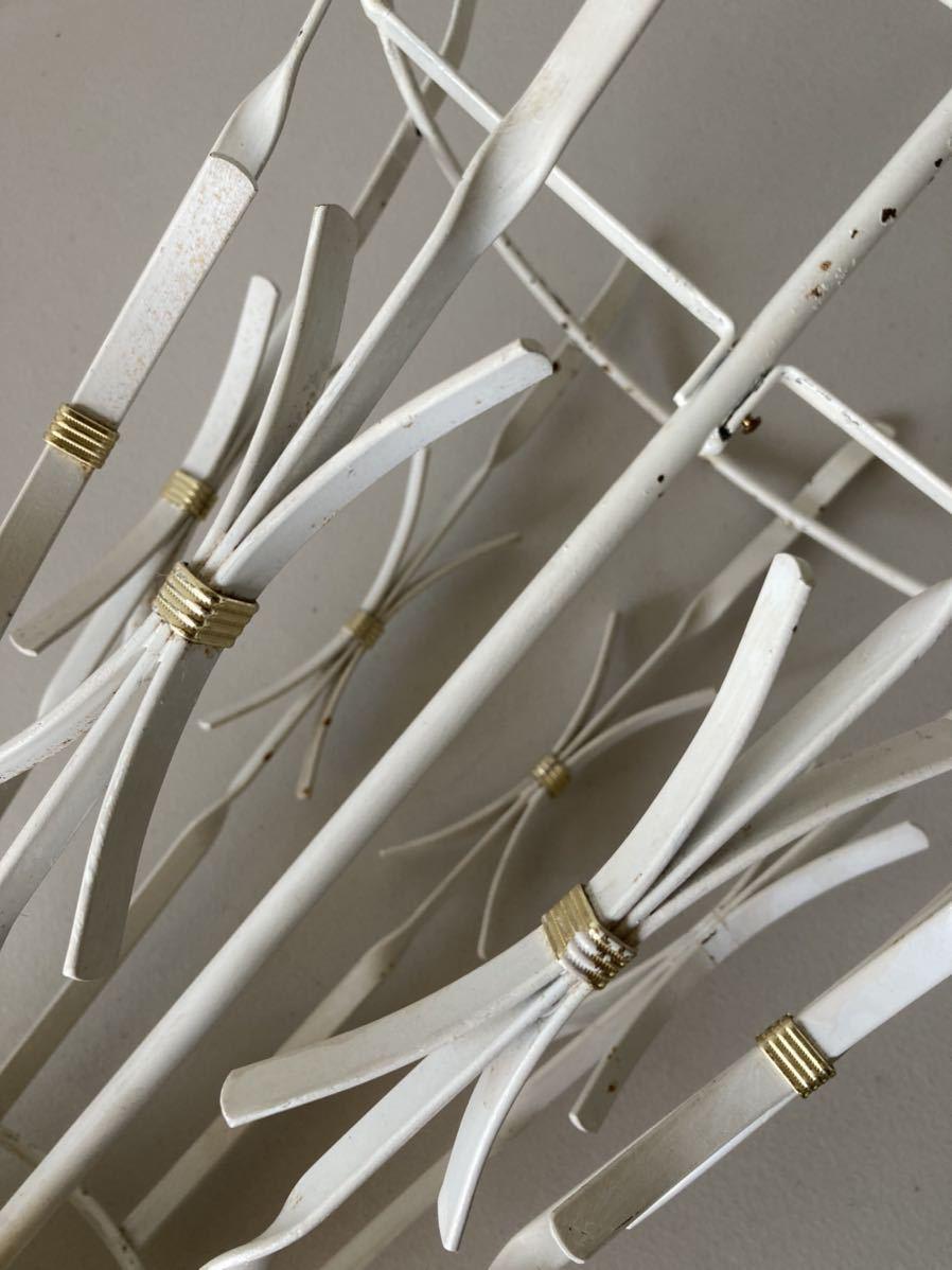 ドイツ50's ヴィンテージ アンブレラスタンド 傘立て ミッドセンチュリー デザイン ディスプレイ 店舗什器 アンティーク_画像7