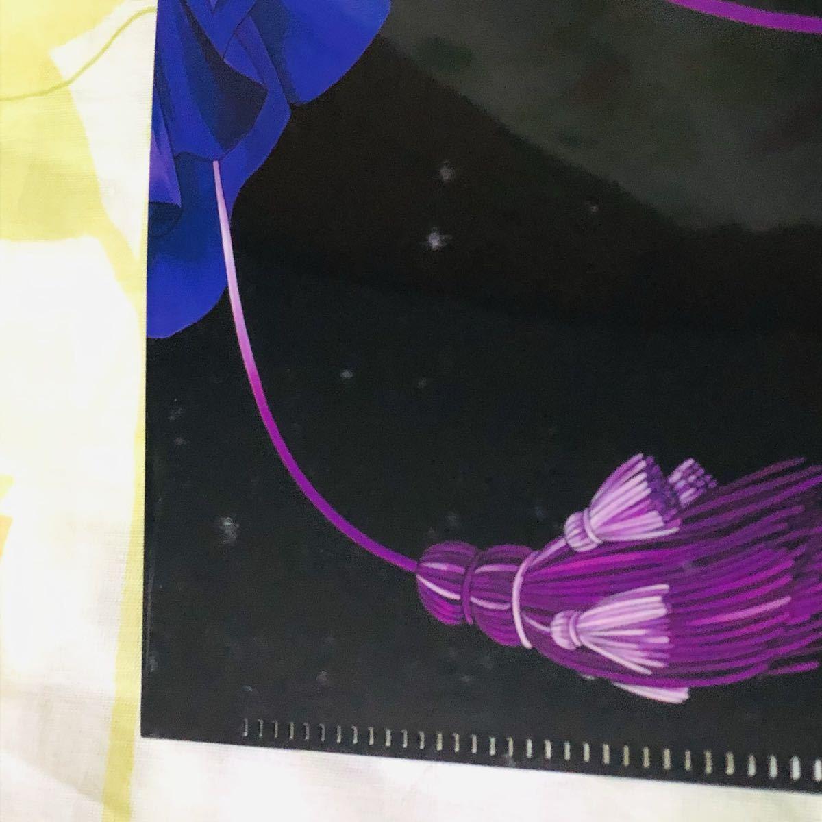 TAROT -ENIE- MAYA TAKAMURA クリアファイル 2枚セット ENIE 女教皇&月 タロット 高村真耶 コトブキヤ_画像7