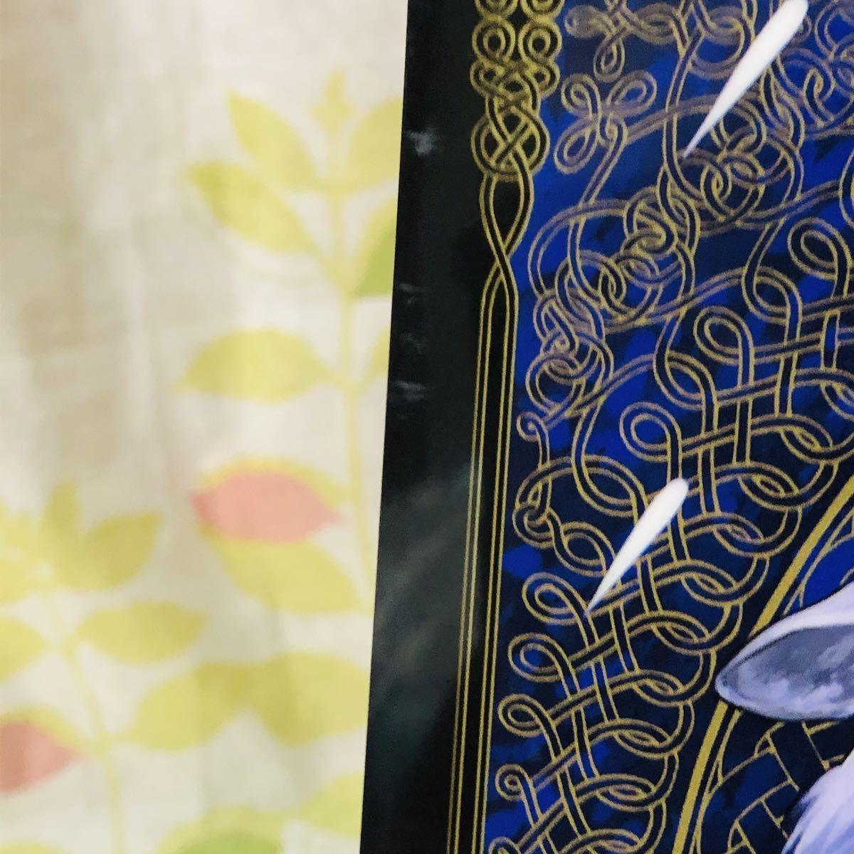TAROT -ENIE- MAYA TAKAMURA クリアファイル 2枚セット ENIE 女教皇&月 タロット 高村真耶 コトブキヤ_画像4