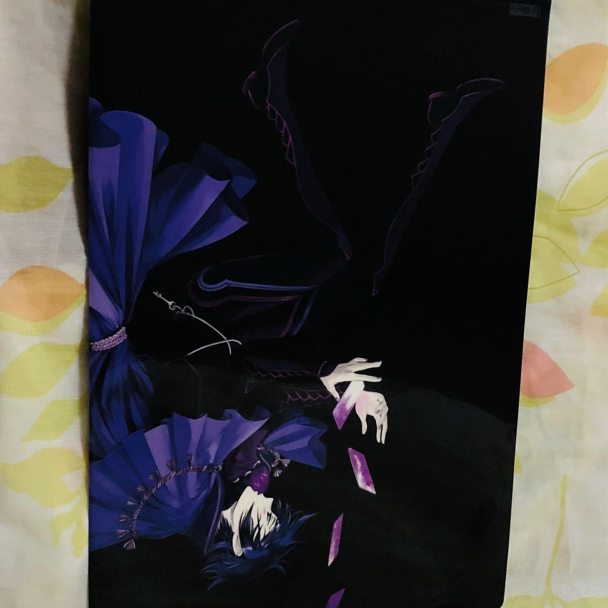 TAROT -ENIE- MAYA TAKAMURA クリアファイル 2枚セット ENIE 女教皇&月 タロット 高村真耶 コトブキヤ_画像5