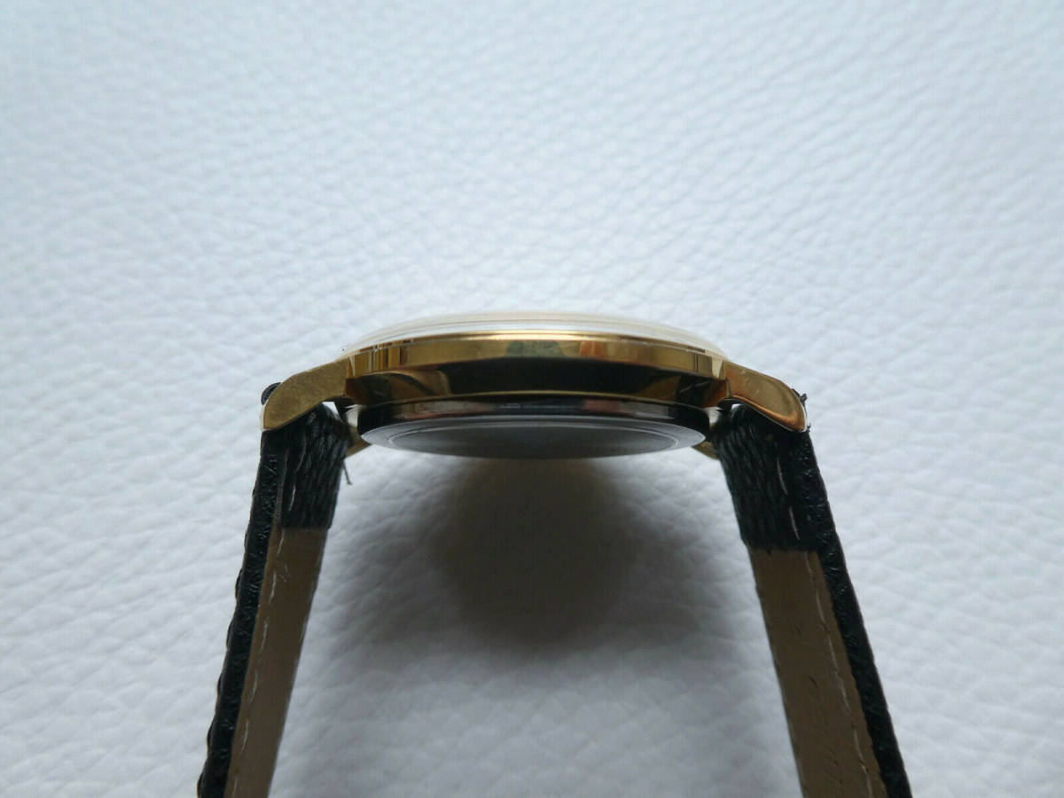 nf15◆◆グラスヒュッテ GLASHUTTE cal.09-20 手巻き レア 貴重 アンティーク_画像3