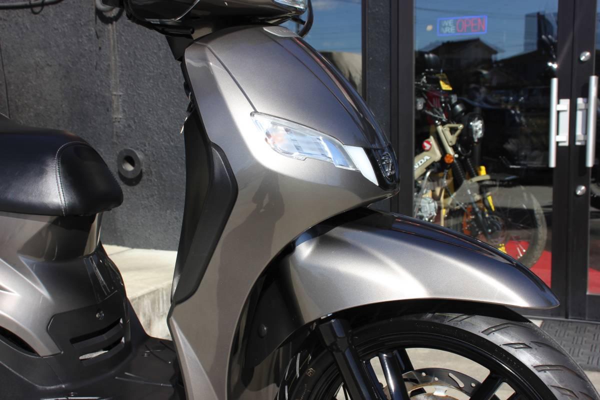 ●希少なスペシャルエディション!!★ PEUGEOT TWEET 150 ABS Special Edition プジョー ツイート ★低走行777km!!★お洒落な スクーター ★_画像5