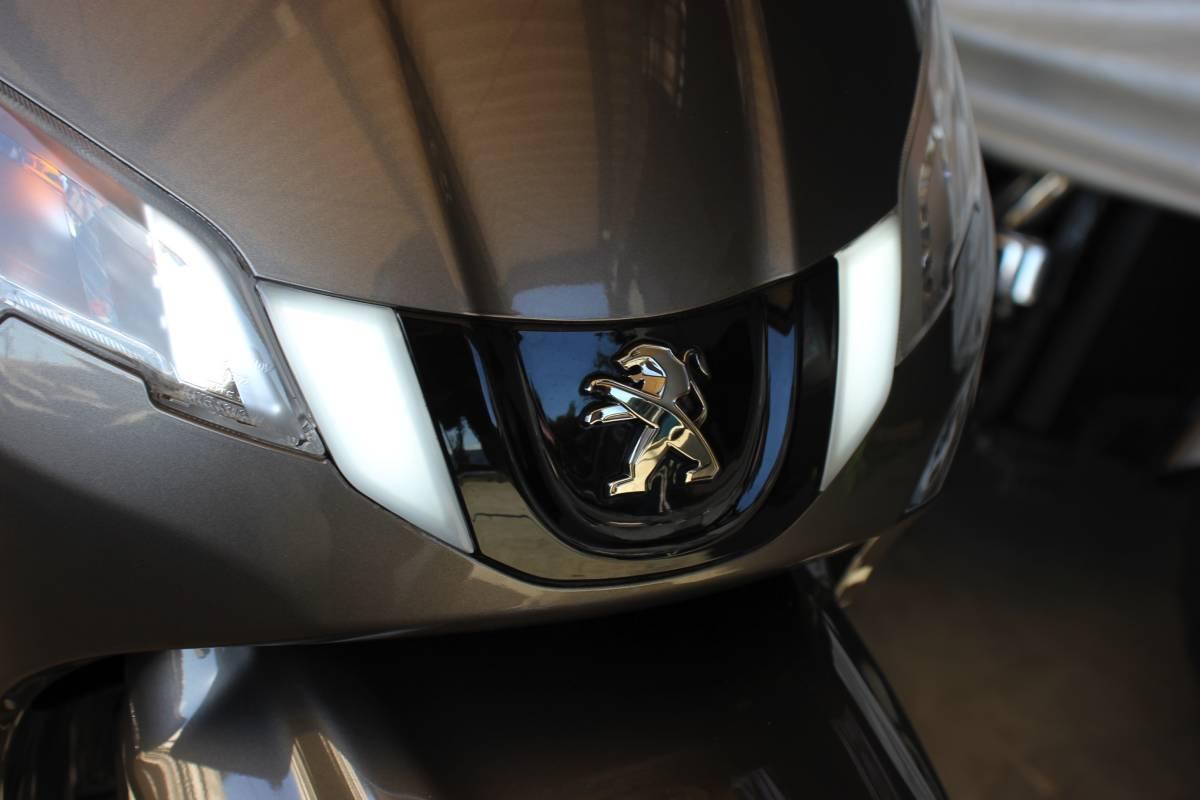 ●希少なスペシャルエディション!!★ PEUGEOT TWEET 150 ABS Special Edition プジョー ツイート ★低走行777km!!★お洒落な スクーター ★_画像8