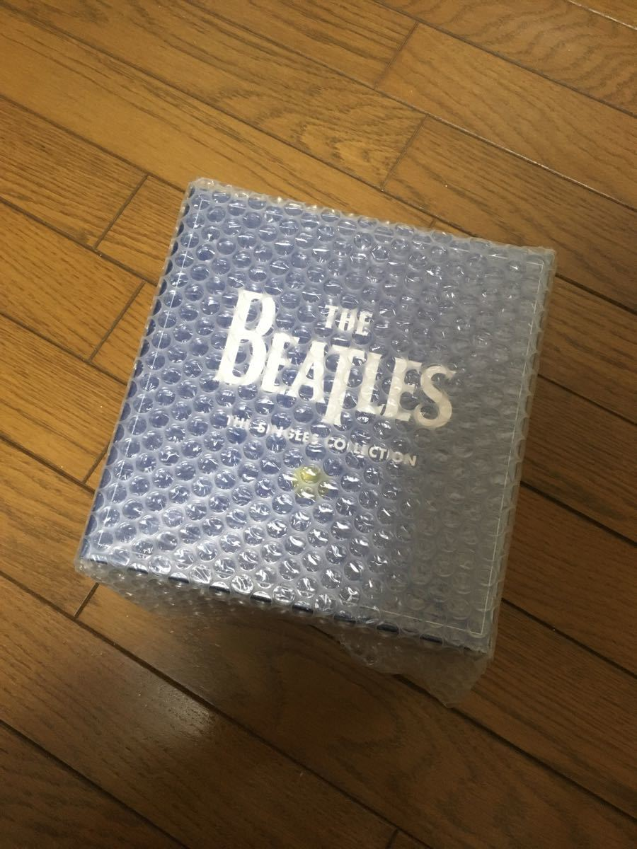【新品未開封】ザ・ビートルズ 『ザ・シングルス・コレクション』国内直輸入盤仕様 完全限定生産盤【送料無料】