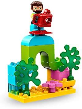 レゴ(LEGO) デュプロ 世界のどうぶつ サブマリンの水中探検 10910 知育玩具 ブロック おもちゃ 女の子 男の子_画像4