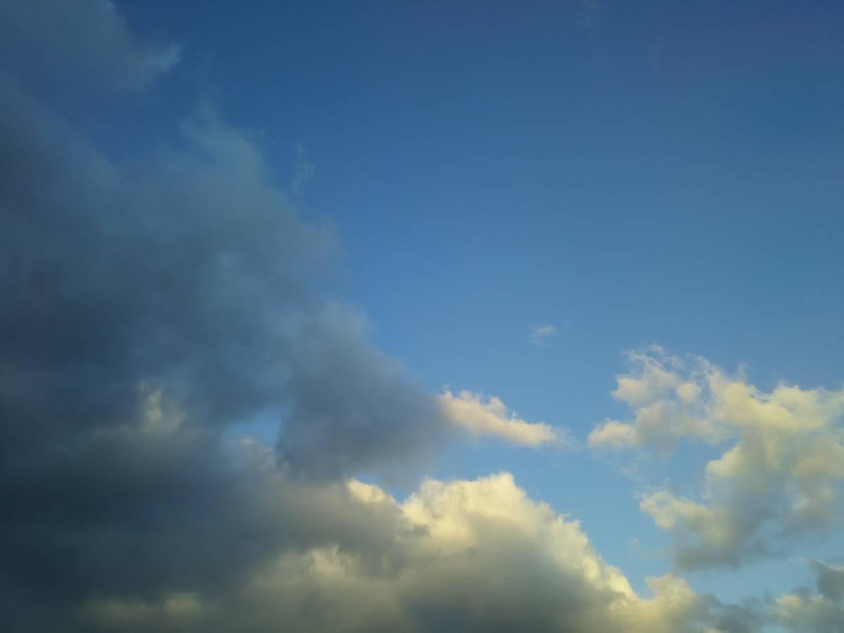 画像データ 空と雲08_画像1