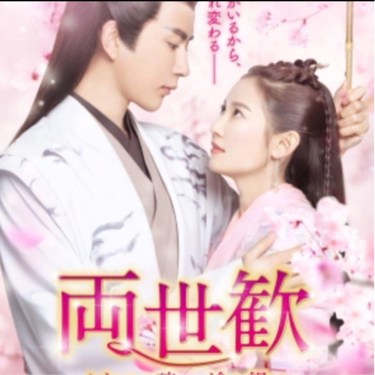 中国ドラマ 両世歓 【Blu-ray】