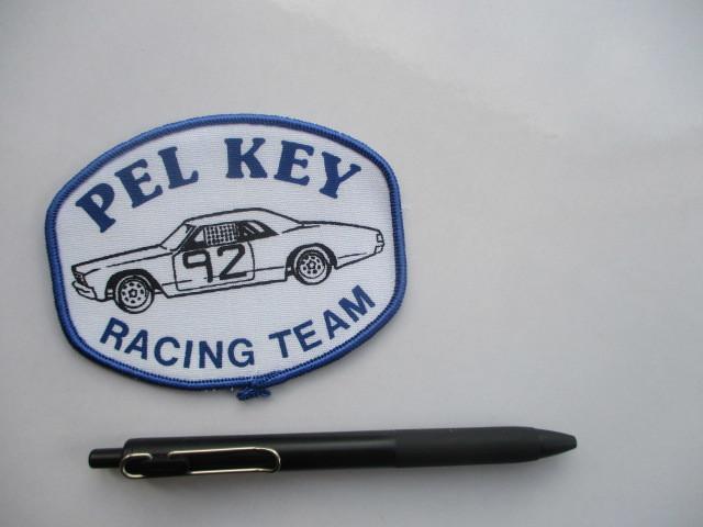 PEL KEY RACING TEAM 92 クラシックカー レーシングチーム ロゴ ワッペン/ F1 レーシング 自動車 カー用品 整備 作業着 カスタム 17_画像7