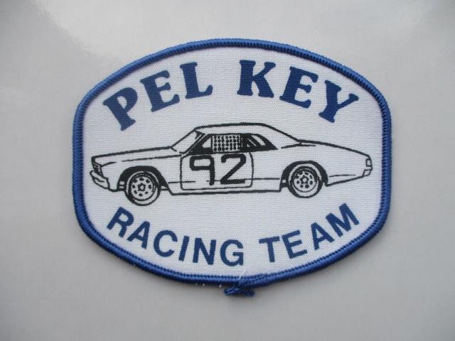 PEL KEY RACING TEAM 92 クラシックカー レーシングチーム ロゴ ワッペン/ F1 レーシング 自動車 カー用品 整備 作業着 カスタム 17_画像3